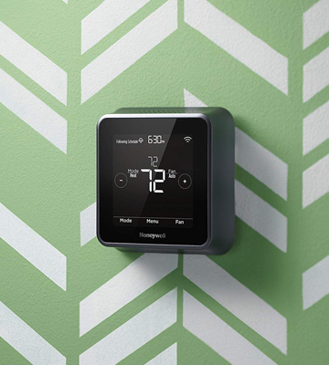 Review of Honeywell Lyric T5 (RCHT8610WF2006) Wi-Fi Smart 7 Day Programmable Touchscreen Thermostat