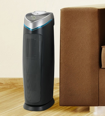 Review of Germ Guardian AC4825 3-in-1 Air Cleaning System with True HEPA Filter
