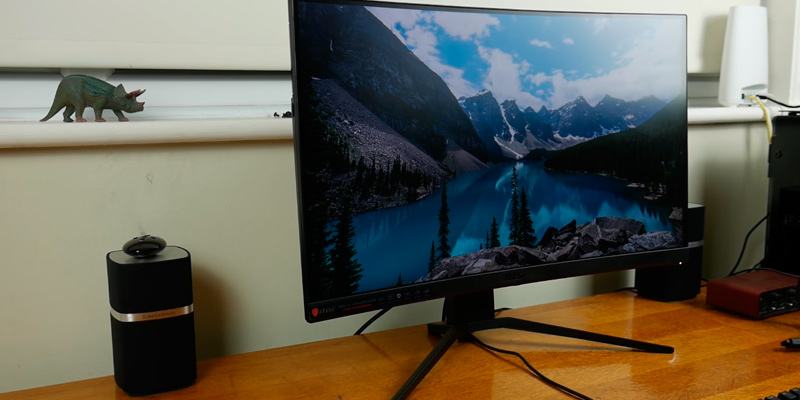 Review of MSI Optix MAG271C Curved Gaming Monitor