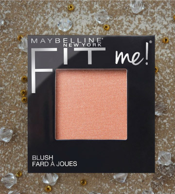 Review of Maybelline New York Fit Me Blush