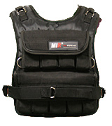 MiR Short Adjustable Weighted Vest