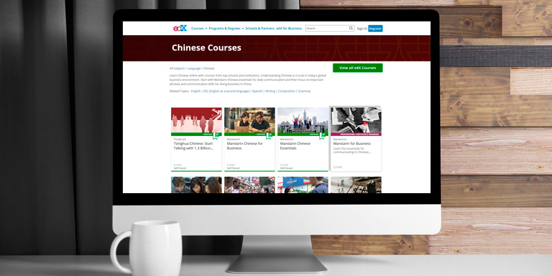 Review of edX Online Chinese Course