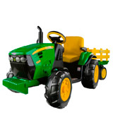 Peg Perego John Deere Ground Force Tractor