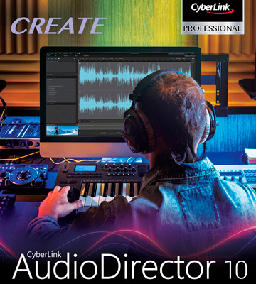 Review of CyberLink AudioDirector 10 Ultra: Precision Audio Editing for Videos