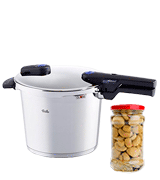 Fissler FISS-60030006079 Stainless Steel Pressure Cooker