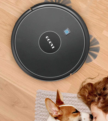Review of GOOVI D380 Robot Vacuum for Pet Hairs