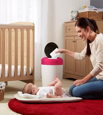 Review of Tommee Tippee Nappy Disposal System Starter Set