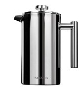 Secura SFP-34DS Stainless Steel French Press Coffee Maker
