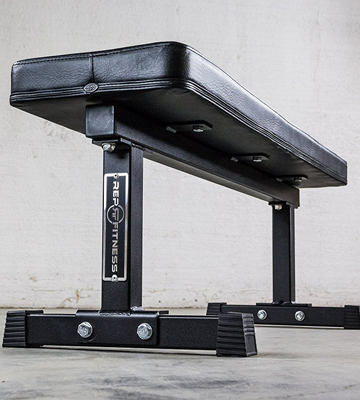 Review of REP 1000 lb Rated Flat Weight Bench