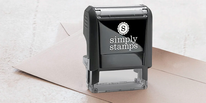Review of Holmes Stamp & Sign Self Inking Personalized Signature Stamp