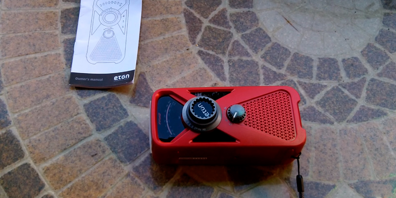 Review of Eton FRX2 The American Red Cross Emergency Weather Radio