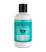 Purely Northwest Tea Tree Oil Foot & Body Wash