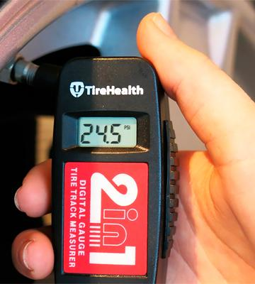 Review of TireHealth 2-in-1 Digital Tire Gauge for Pressure