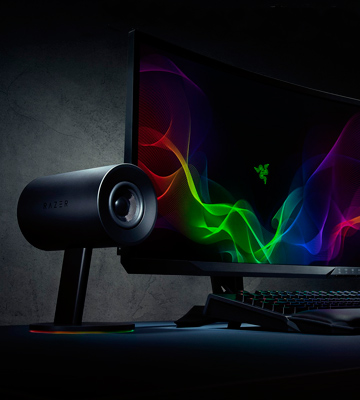 Review of Razer Nommo Chroma Full Range 2.0 PC Gaming Speakers