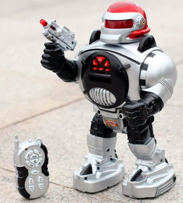 Review of Thinkgizmos Remote Control Robot Toy