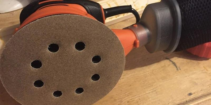 Detailed review of Black & Decker BDERO100 Random Orbit Sander