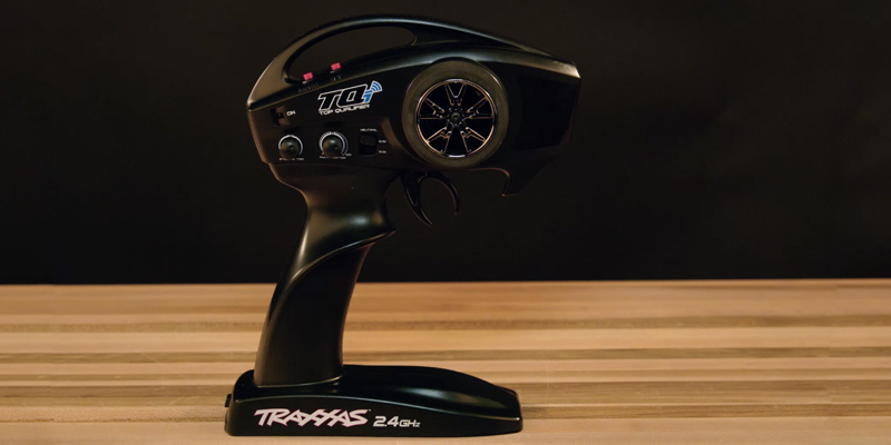 Review of Traxxas TX TQi 4-Channel Radio Controller