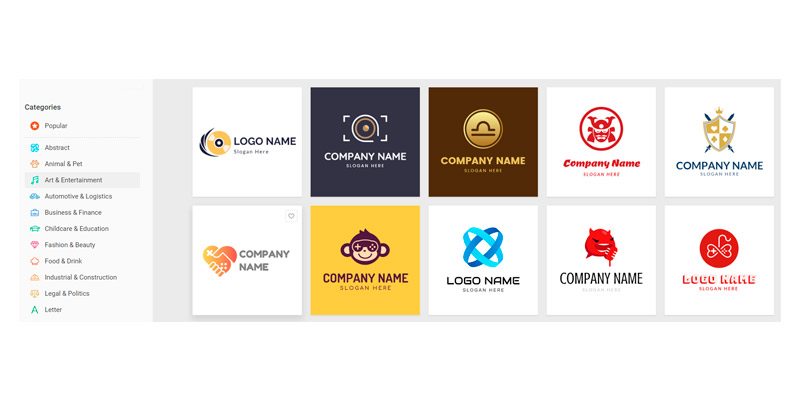 DesignEvo Logo Maker: Ultimate Tricks to Make Your Logo Better! in the use