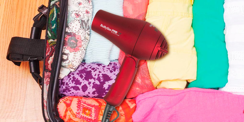 Review of BaByliss BABTT053T Pro TT Tourmaline Titanium Travel Dryer