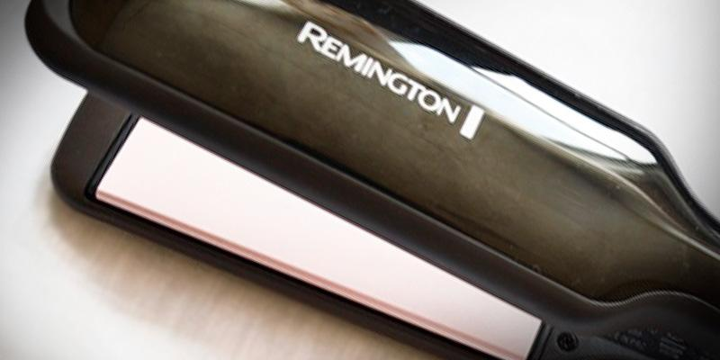 Review of Remington S9520 Pearl Ceramic Flat Iron