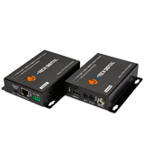 J-Tech Digital (4K-EX-HDBaseT) 4K UHD Bi-Directional HDMI Extender (HDMI 2.0 Over Single Cable CAT5e/6A)