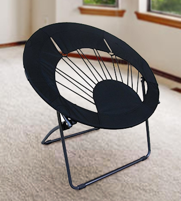 Review of Impact Canopy 460020002-VC BlackRound Bungee Chair