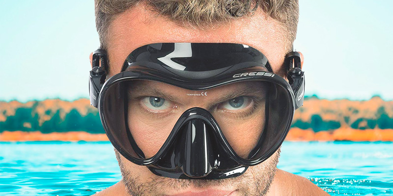 Review of Cressi Scuba Diving Snorkeling Kit