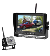 Amtifo 960P Wireless Backup Camera with 7 Monitor