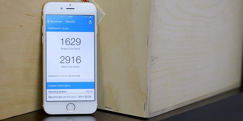 Review of Apple iPhone 6 Factory Unlocked GSM 4G LTE Cell Phone