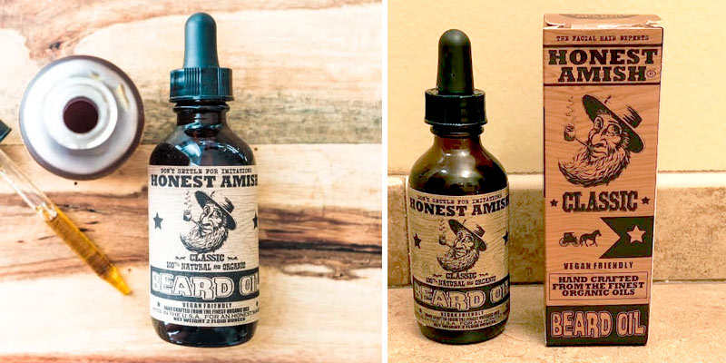 Review of Honest Amish Classic Beard Oil