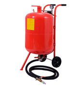 Goplus 20 Gallon Portable Air Sandblaster