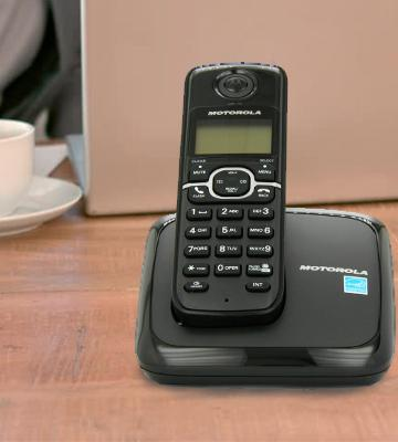 Review of Motorola L601M DECT 6.0 Cordless Phone