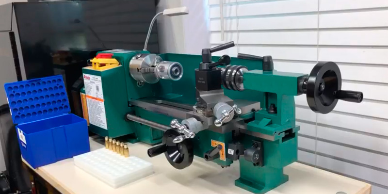 Review of Grizzly G8688 Mini Metal Lathe, 7x12 inch