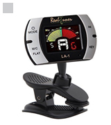 Real Tuner LA-1 Chromatic Clip-on Tuner with A4 Pitch Calibration