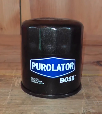 Review of Purolator PBL14610 PurolatorBOSS Oil Filter