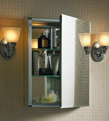 Review of KOHLER K-CB-CLC2026FS Single Door Aluminum Cabinet