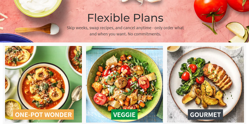 Review of HelloFresh Healthy Meal Delivery Service