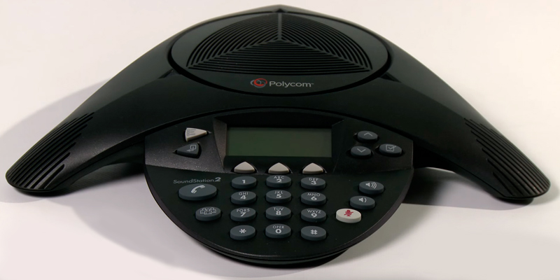 Review of Polycom SoundStation 2 (2200-16000-001) Non Expandable Analog Conference Phone
