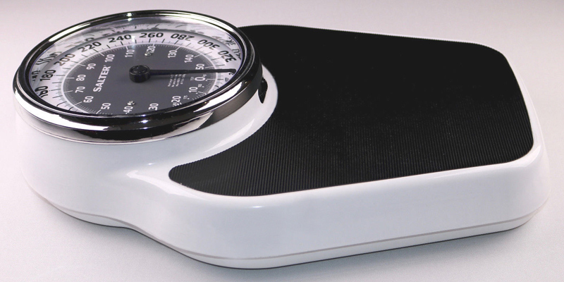 Detailed review of Salter Professional Mechanical Dial Scale