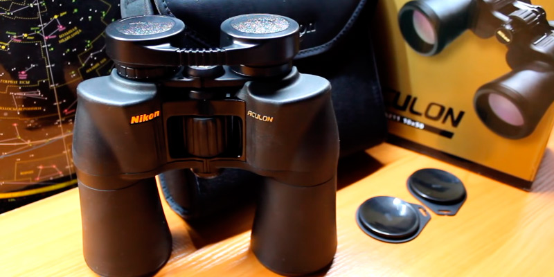 Review of Nikon 8248 ACULON A211 10x50 Binocular