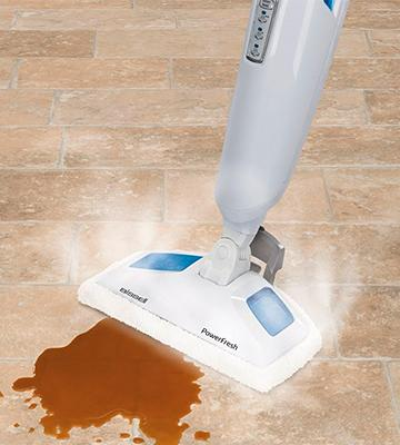 Review of Bissell 1940 PowerFresh Steam Mop, Floor Steamer, Tile Cleaner, and Hard Wood Floor Cleaner