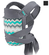 Infantino 200-194 Sash Wrap and Tie Baby Carrier