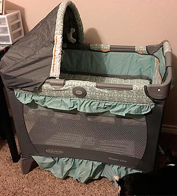 Lovely Review of Graco Travel Lite Crib Inspirational - Amazing Best Baby Cribs Simple Elegant