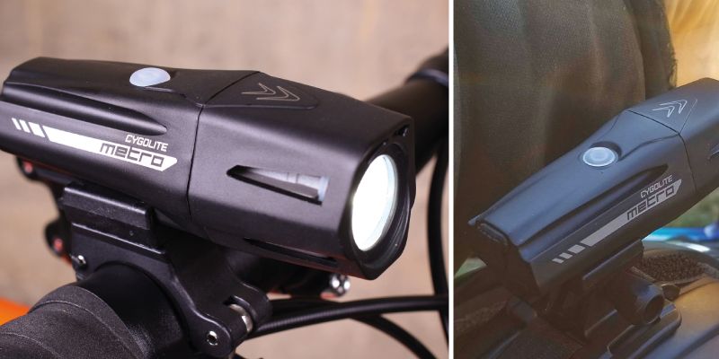 Review of Cygolite Metro Pro – 1,100 Lumen Bicycle headlights
