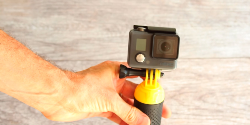 GoPro CHDHA-301 HERO Action Camera in the use