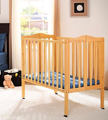 Review of Delta Children Portable Mini Crib
