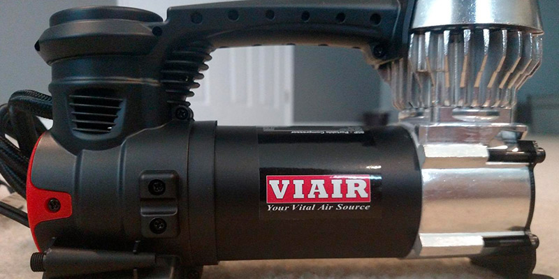 Detailed review of Viair 85P Portable Air Compressor