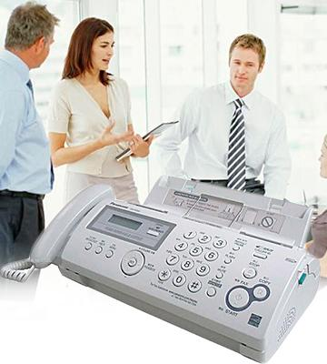 Review of Panasonic KX-FP205 Fax with Answering System