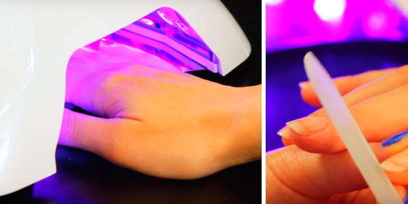 Detailed review of Salon Sundry Professional UV Beauty Salon Nail Dryer