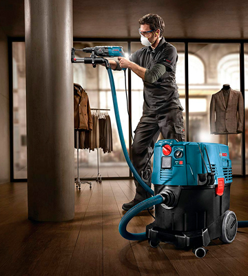 Review of Bosch VAC090AH Dust Extractor